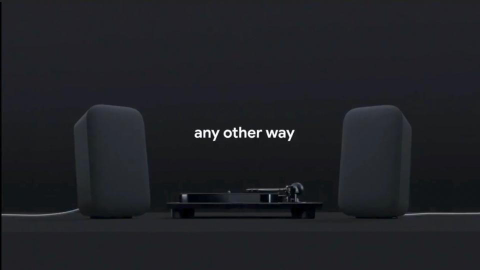 Google Home Max Estéreo