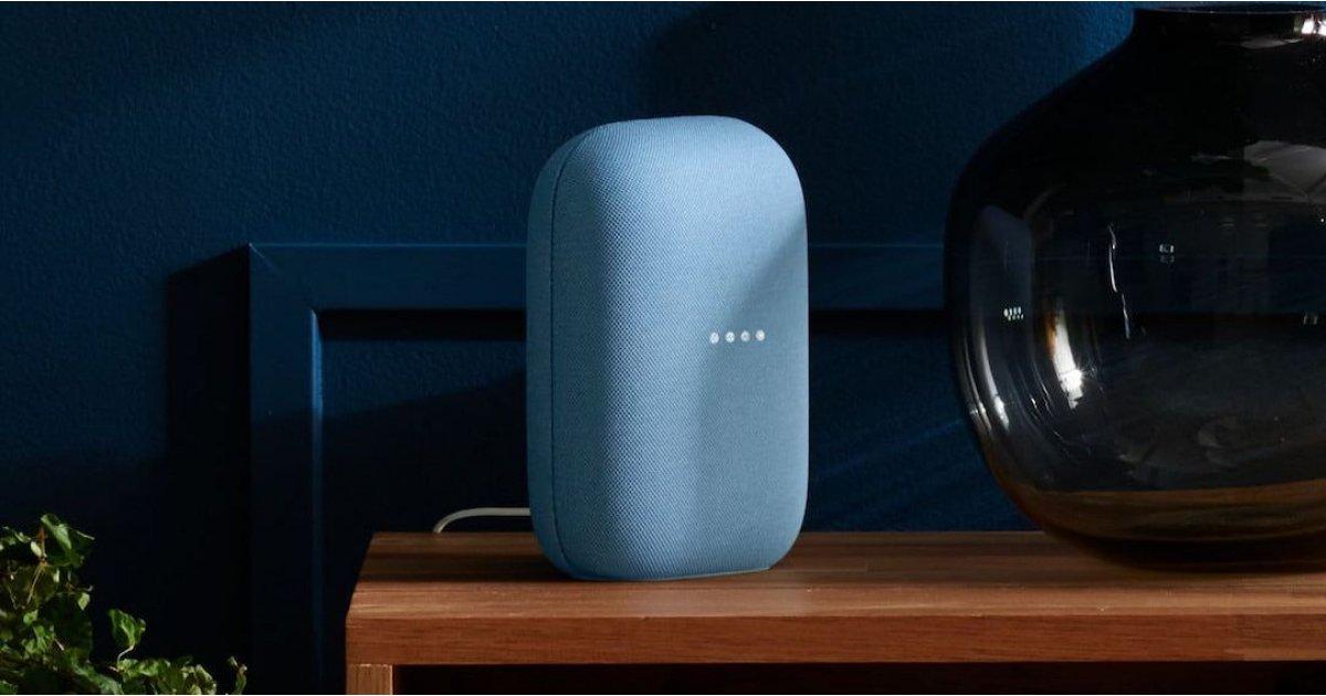El nuevo Nest Speaker es el reemplazo de Google Home que hemos estado esperando