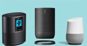 1595880804 Los mejores altavoces inteligentes Google Home y Assistant