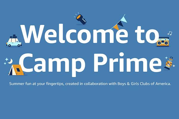 Amazon lanza Camp Prime para niños en casa con Alexa