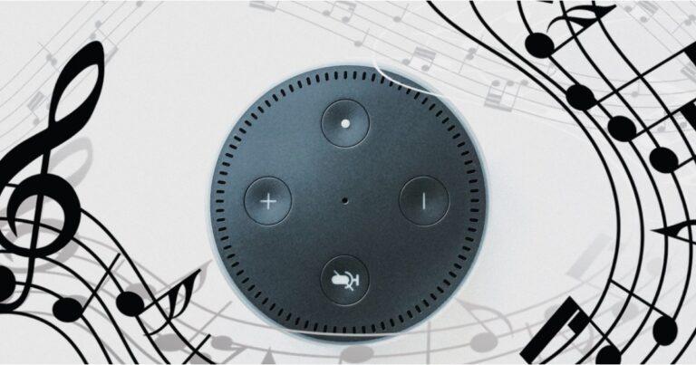 Cómo escuchar música gratis con Amazon Echo