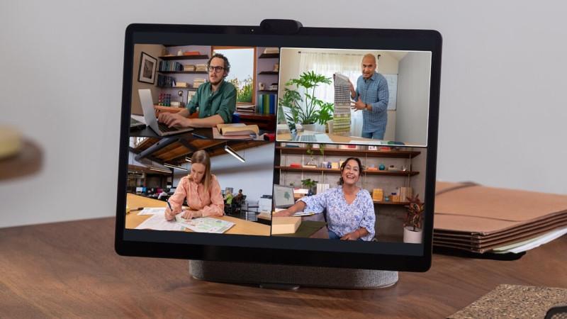 Se activan las pantallas inteligentes Portal Go portátil de Facebook y Portal Plus de gama alta