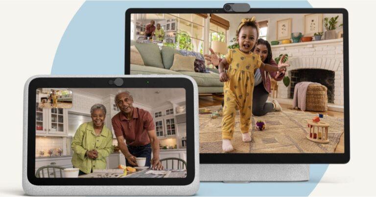 Portal Go y Portal Plus, nuevas pantallas inteligentes de Facebook